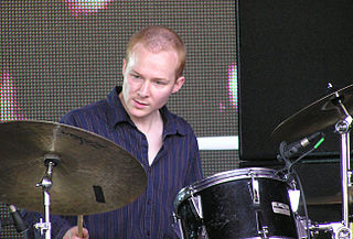 Scott Hammond (musician) British musician