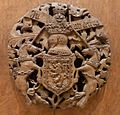 Scottish Royal Arms carving, c.1530s.JPG