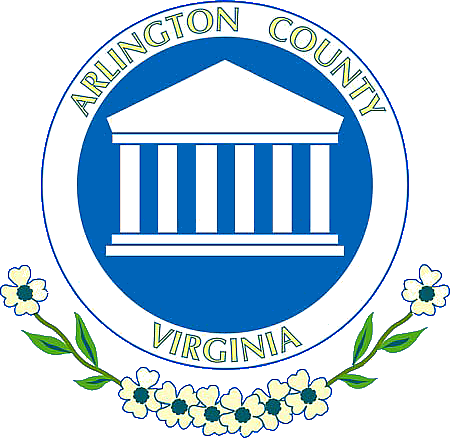 Seal of Arlington County, Virginia (1983–2007)