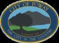 Seal of Poway, California.png