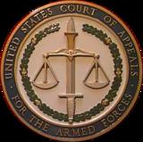 Sigelo de la Usono-Tribunalo de Apelacioj por la Armita Forces.PNG