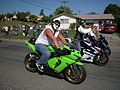 Seattle - Fiestas Patrias Parade 2008 - motorcyclists 01.jpg