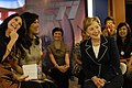 "Secretary Clinton on Indonesian ""Dahsyat"" TV Show (3294740215).jpg"