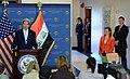 Secretary Kerry Press Availability in Baghdad.jpg