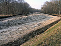 Serbannes - Contournement sud-ouest direction nord 2014-03-12.JPG