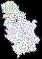 Serbia Voždovac.png