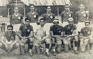 Serrano Football Club - Team photo from the 1915 season