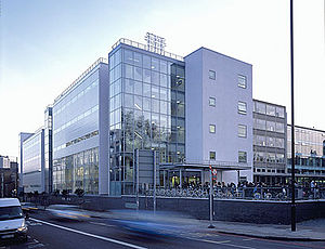 Van Heyningen and Haward Architects - City and Islington College