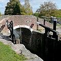 Shadehouse Lock and Bridge 52, Fradley, Staffordshire - geograph.org.uk - 1560756.jpg