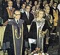 Shah and Shahbanu at University of Tehran.jpg