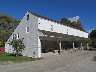 Shaker Shed