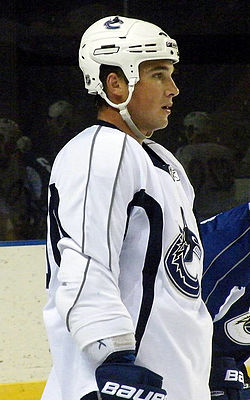 Shane O'Brien 2009 training camp.jpg