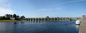 Shannonbridge - Fort and bridge