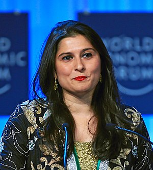 3 Bahadur - Director and Producer Sharmeen Obaid-Chinoy