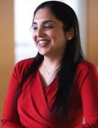Sheena Iyengar - Iyengar at Columbia Business School