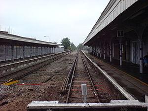 Sheerness-on-Sea railway station
