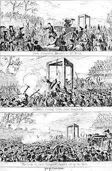 Joseph Blake (criminal) 18th century English criminal