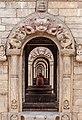 Shiva linga inside Pandra Shivalaya -Pashupatinath Temple-1878.jpg