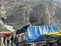 Shri Amarnath Ji Holy Cave dedicated to Lord Shiva.jpg