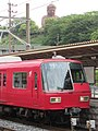 Shurakuen station and daibutu.jpg