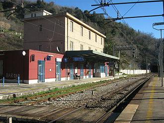 Sicignano degli Alburni - Image: Sicignano Station