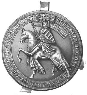 Otto II, Prince of Anhalt-Aschersleben German prince