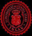 Siegelmarke Gemeinderat der Königl. Stadt Iglau W0317905.jpg
