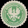 Siegelmarke K. Meliorations-Bau-Abtheilung Remagen W0344546.jpg