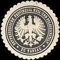Siegelmarke Ostpreussische Provinzial Heil - und Pflegeanstalt zu Tapiau W0210555.jpg