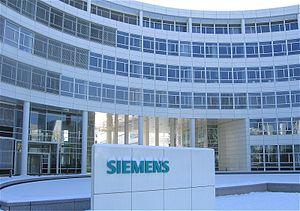 Siemens-Standort München St. Martinstr.