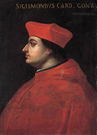 Francesco Alidosi (1455-1511), made a cardinal on December 1, 1505.
