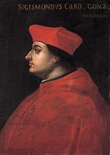 Sigismondo Gonzaga Catholic cardinal