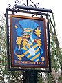Sign for the Mortimer Arms - geograph.org.uk - 1671090.jpg