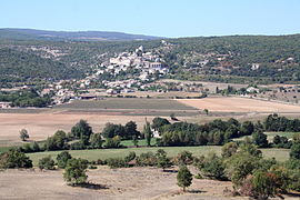 Simiane La Rotonde - village.jpg
