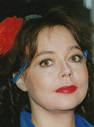 Johannes Heesters - Heesters' second wife Simone Rethel