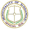 Official seal of Sindangan