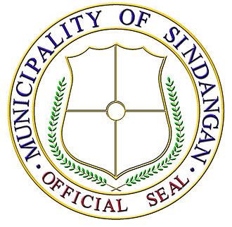 Sindangan, Zamboanga del Norte - Image: Sindanganseal 1