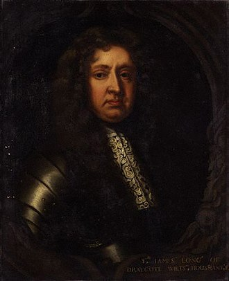 Sir James Long, 2nd Baronet - Sir James Long, 2nd Baronet.