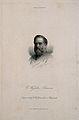 Sir Charles Wyville Thomson. Stipple engraving by C. H. Jeen Wellcome V0005810.jpg