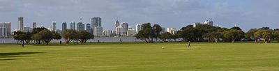 Sir James Mitchell Park from Mill Point Road.jpg