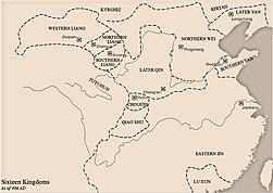 Sixteen Kingdoms 406 AD.jpg