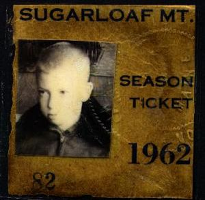 Sugarloaf (ski resort) - 1962 seasons pass
