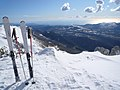 Ski and the Azur Coast at the end - panoramio.jpg