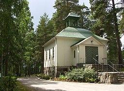 Skogsö kapeller 2011