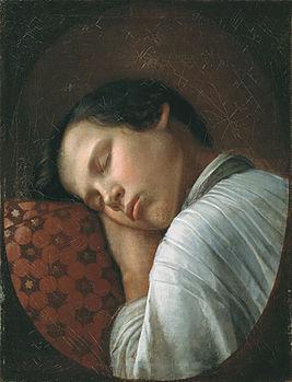 Asnjëherë mos i injoroni këto ëndrra 267px-Sleeping_boy_%28Nikifor_Krylov%29