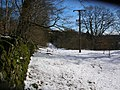 Snow above Skelwith Bridge - geograph.org.uk - 743900.jpg