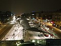 Snowy Night on Urban Loritz Platz Vienna - 01 (8603464847).jpg