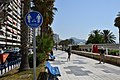 Social Distancing signs in Malaga Spain (50160110546).jpg