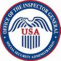 Social Security Administration Office of Inspector General Seal (USA).jpg
