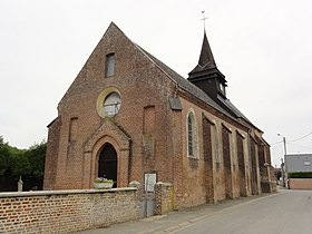 Image illustrative de l'article Église Saint-Aubin de Soize